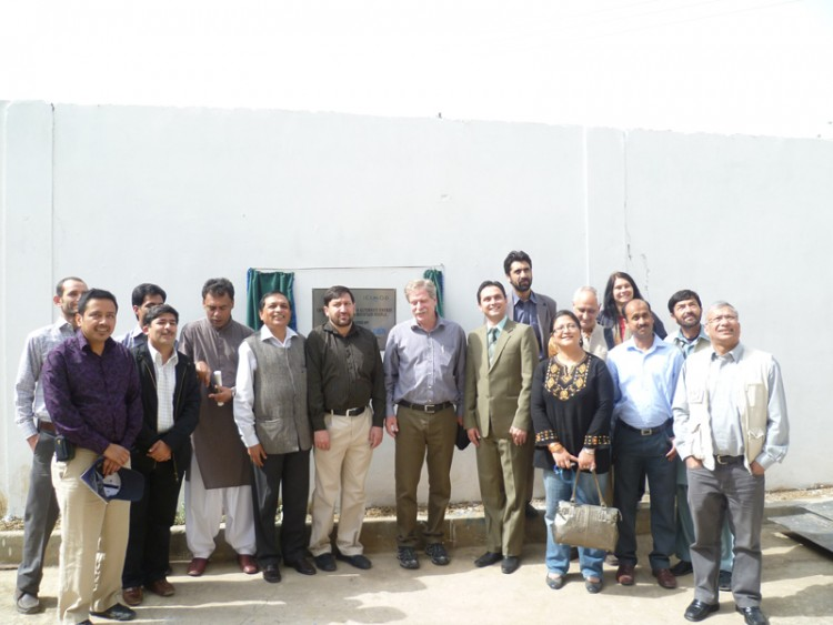 ICIMOD NEPAL Officials Visited Hydrolink