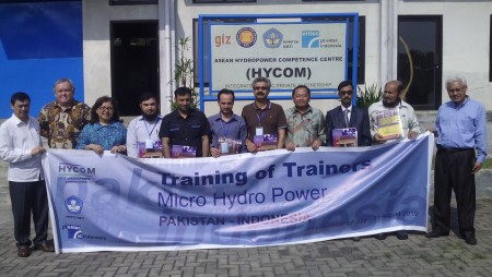 Participation Of Hydrolink Engineers Team while Training in Indonesia
